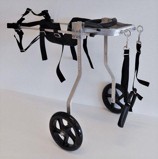 honden rolstoel billy