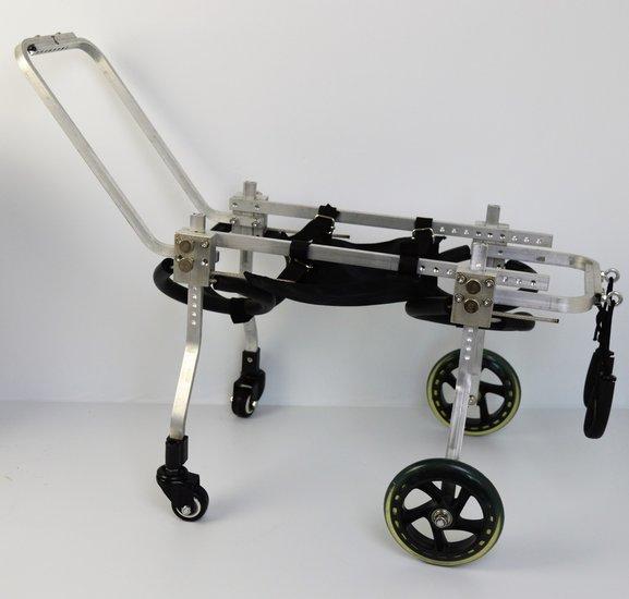 honden rolstoel boris
