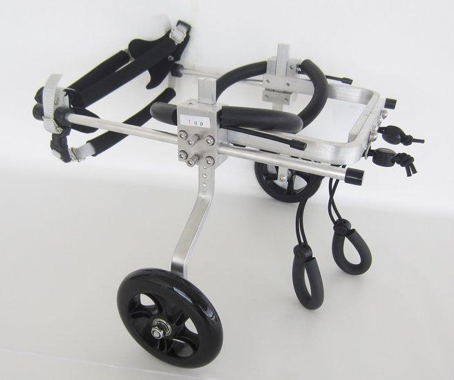 honden rolstoel luca