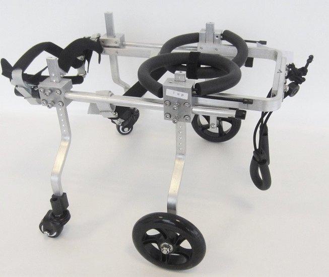 honden rolstoel rex