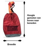 Sleepzak hond / drag bag XS_
