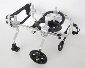 Honden rolstoel Rex S 01