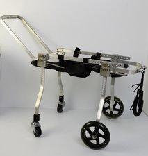 Honden rolstoel Boris L
