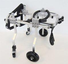 Honden rolstoel Rex XS 02