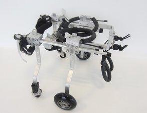 Honden rolstoel Rex XXS 02