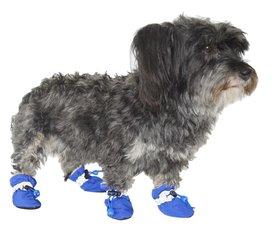 Hondenschoenen hondensokken S Blauw