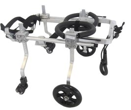 Honden rolstoel Rex M 02