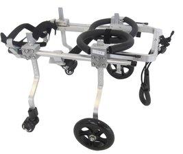 Honden rolstoel Rex L 01