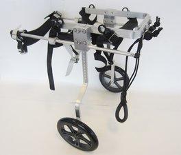 Honden rolstoel Luca XL 01