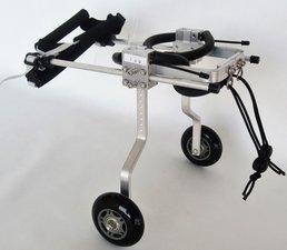 Honden rolstoel Luca XXS 02