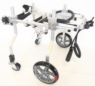 Honden rolstoel Rex XL 01