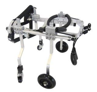 Honden rolstoel Rex XXS 01