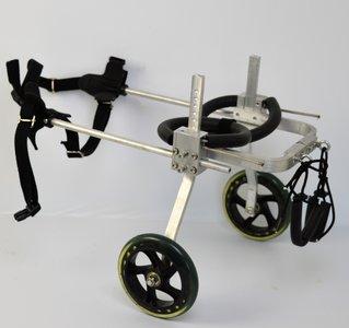 Katten rolstoel Mickey M