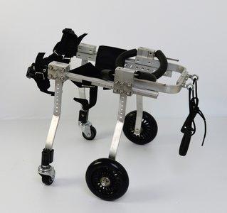 Honden rolstoel Toby maat M