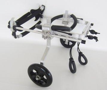 Honden rolstoel Luca S 01