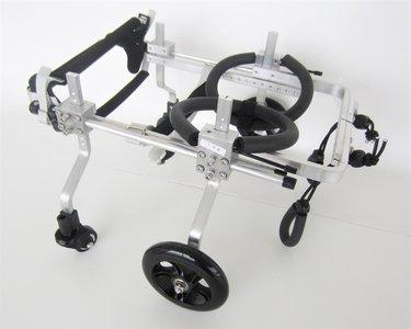 Honden rolstoel Rex S 02