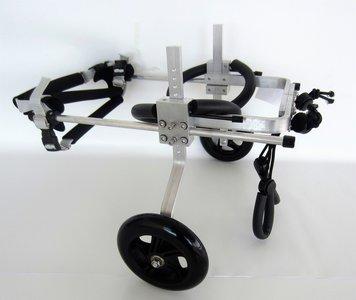 Honden rolstoel Luca M 03